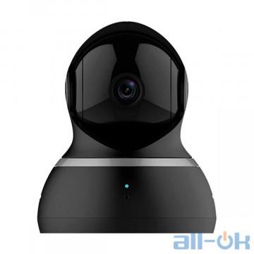IP-камера видеонаблюдения Xiaomi YI Cloud Dome Camera 360° Black (YI-93006)