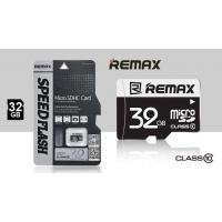 Карта памяти microSDHC 32Gb Remax Class 10