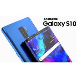 Будущее уже здесь - Samsung Galaxy S10 получит встроенный в дисплей сканер отпечатков пальцев