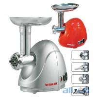 Электромясорубка Vitalex VL-5302 silver