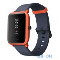 Amazfit Bip Smartwatch Youth Edition Cinnabar Red