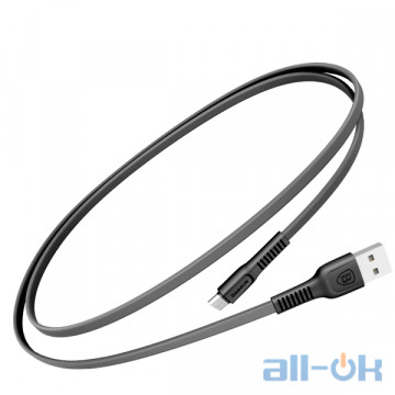 Baseus Micro USB Cable 2A Fast Charging 1M кабель Black