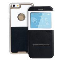 Чехол Remax для iPhone 6 Plus Elegant Leather Black