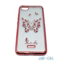 Чохол Beckberg Breathe seria для Xiaomi Redmi 6a Butterfly