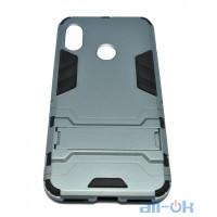 Чехол HONOR Hard Defence Series для Xiaomi Redmi 6 Pro\Mi A2 lite Space Gray