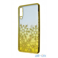 Чехол Beckberg Breathe seria для Samsung A750 (A7-2018) Snowflake
