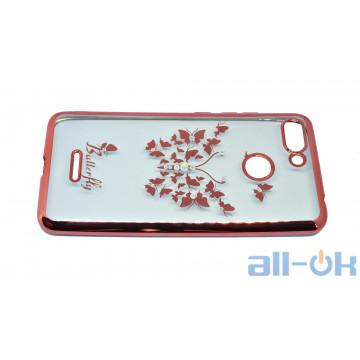 Чехол Beckberg Breathe seria для Xiaomi Redmi 6 Butterfly