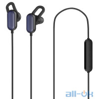 Наушники с микрофоном Xiaomi Mi Sports Bluetooth Headset Youth Edition Black (YDLYEJ03LM)