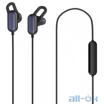 Наушники с микрофоном Xiaomi Mi Sports Bluetooth Headset Youth Edition Black (YDLYEJ03LM)