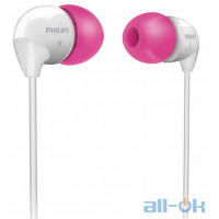 Наушники Philips  SHE3501 pink
