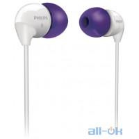 Наушники Philips  SHE3501  purple-white