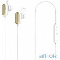 Наушники с микрофоном Xiaomi Mi Millet Sports Bluetooth Youth Edition White  (YDLYEJ03LM)