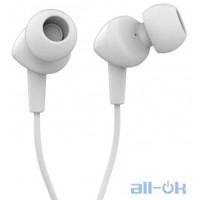 Наушники JBL C100SI 3.5mm Wired In-ear earphones Stereo Music White