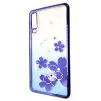Чехол Beckberg Breathe seria для Samsung A750 (A7-2018) Flowers