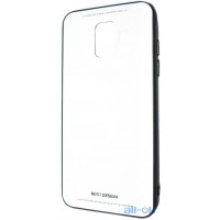 Чехол HONOR Glass Series для Samsung A600 (A6-2018) White