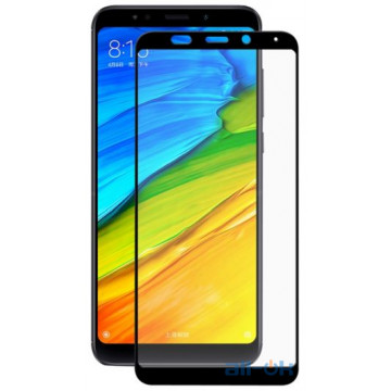 Захисне 3D Скло Xiaomi Redmi 5 Plus Black