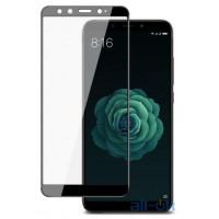Защитное стекло 3D для Xiaomi Mi A2/Mi6x Black
