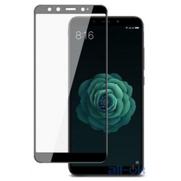 Захисне скло 3D для Xiaomi Mi A2 / Mi6x Black
