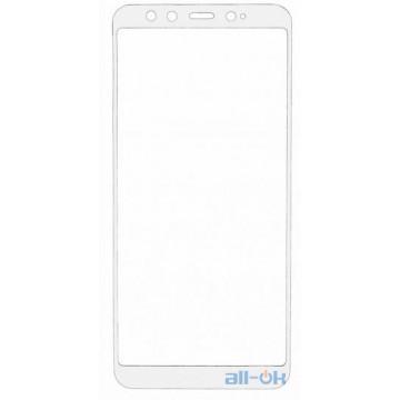 Защитное стекло 3D для Xiaomi Mi A2/Mi6x White