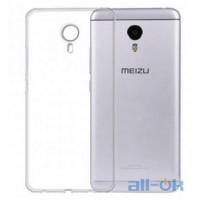 Силиконовый чехол для Meizu M3