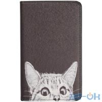 Чехол Classy Printed Stand для Xiaomi Mi Pad 4 Funny Cat Black