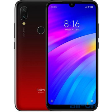 Xiaomi Redmi 7 2/16GB Red Global Version