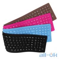 Бездротова гнучка клавіатура Bluetooth