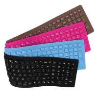 Беспроводная гибкая клавиатура Bluetooth