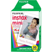 Фотопленка Fujifilm Colorfilm Instax Mini Film Glossy 10шт