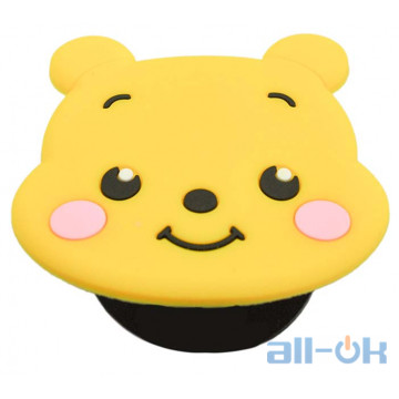 Тримач для смартфона/планшета PopSocket Smiley bear