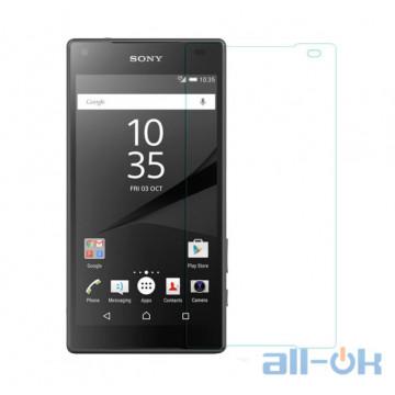 Захисне скло для Sony Xperia Z5 compact