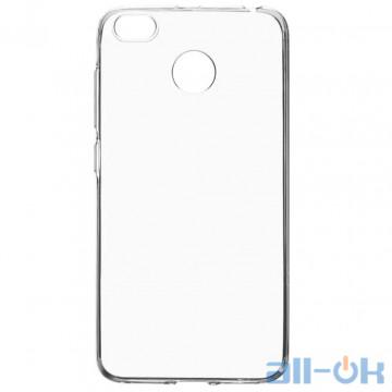 Силіконовий чохол для Xiaomi Redmi 4a White