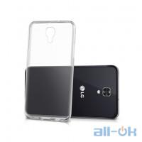 Силиконовый чехол для LG K500 X screen