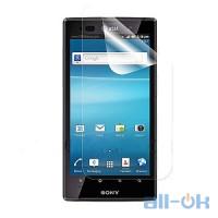 Захисна плівка для Sony Xperia Ion lt28