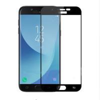 Захисне скло для Samsung J3 J330 2017 року з рамкою
