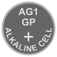 Батарейка до годинника LR60 AG1 GP 164-U10