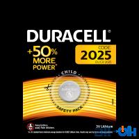 Батарейка Lithium CR2025 Duracell