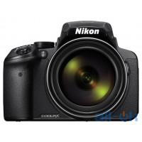 Компактный фотоаппарат Nikon Coolpix P900 Black