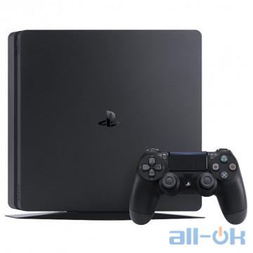 Ігрова приставка Sony PlayStation 4 Slim (PS4 Slim) 500GB + Uncharted 4