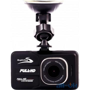 Автомобильный видеорегистратор Aspiring AT180