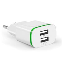 Зарядное устройство  CinkeyPro ЕС Plug 2 White