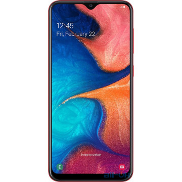 Samsung Galaxy A20 2019 SM-A205F 3/32GB Red (SM-A205FZRV)
