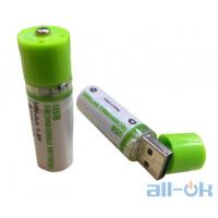 Centechia 2 шт. AA батарейки\аккумулятор 1450 мАч
