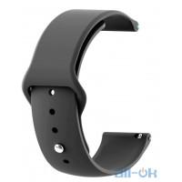 Ремешок для Xiaomi Amazfit Bip Grey 20 мм