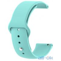 Ремінець для Xiaomi Amazfit Bip Blue  20 мм