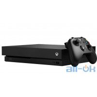 Ігрова приставка Microsoft Xbox One X 1TB