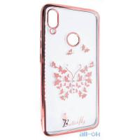 Чехол Beckberg Breathe seria для Xiaomi Redmi 7 Butterfly