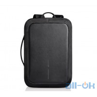 Рюкзак городской XD Design Bobby Bizz anti-theft backpack & briefcase / black (P705.571)
