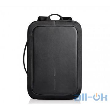 Рюкзак городской XD Design Bobby Bizz anti-theft backpack & briefcase / black (P705.571)