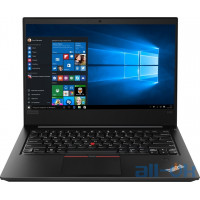 Ноутбук Lenovo ThinkPad E480 (20KNX008US)